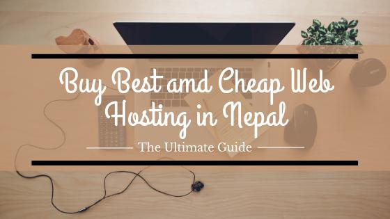 Cheap Web Hosting in Nepal